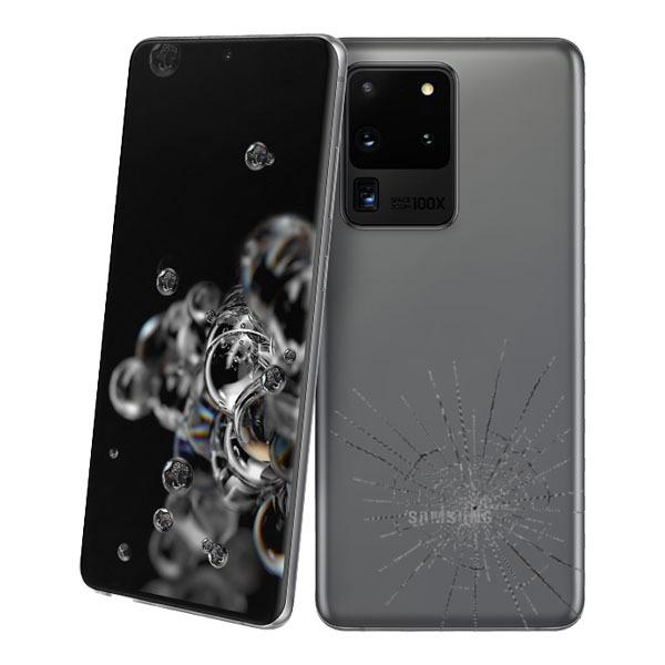 broken samsung mobile