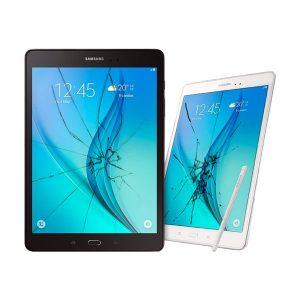 Broken Samsung Tablets