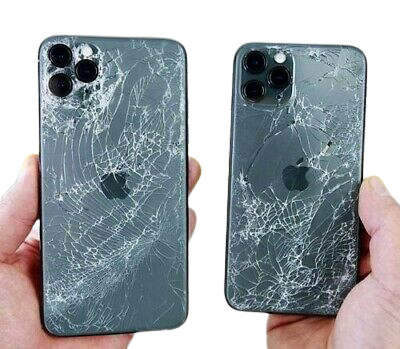 broken iPhone repair