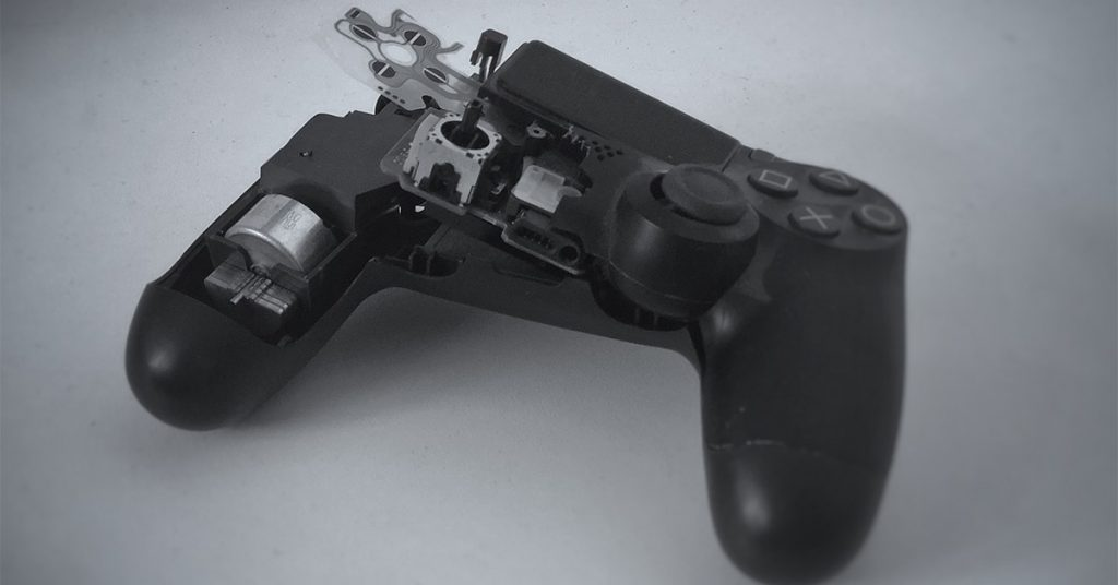 Gaming console problem