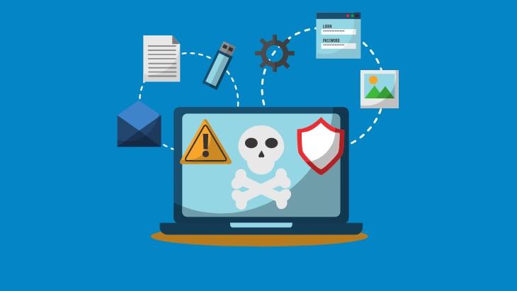 Virus or Spyware Infestation