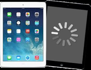 iPad running slow