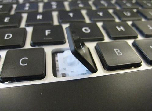 laptop keyboard issue