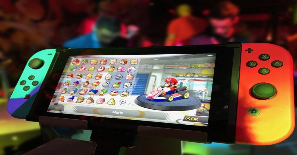 Nintendo Switch issue