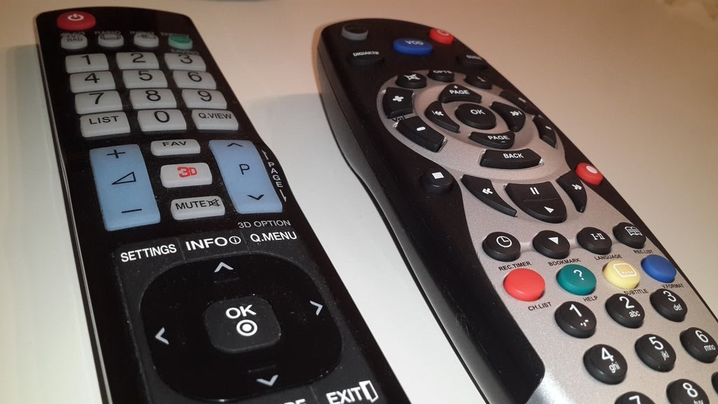 The Remote Isn't Working